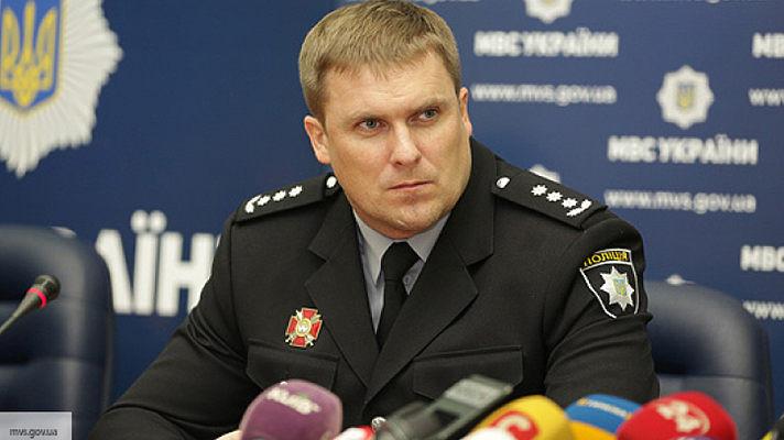 Замглавы МВД Украины задержали поподозрению вкоррупции
