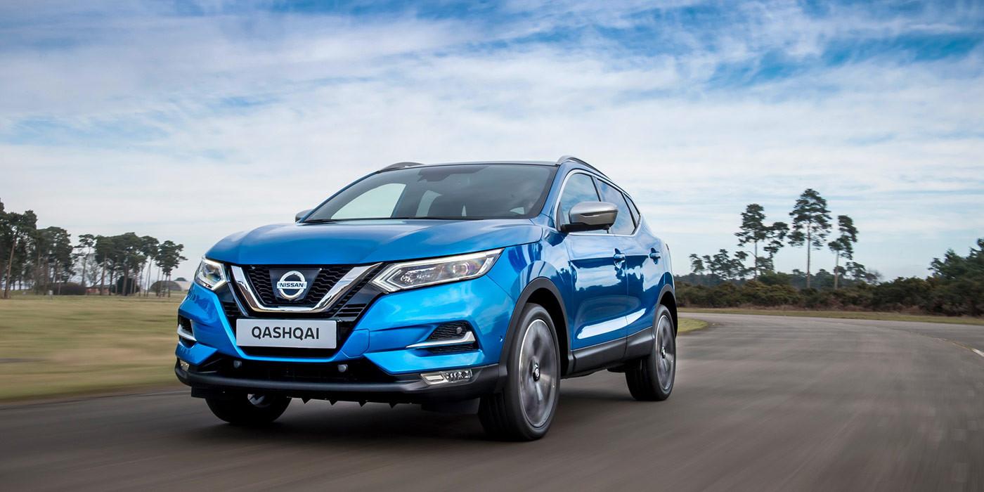 Nissan Qashqai вошел в десятку европейских бестселлеров