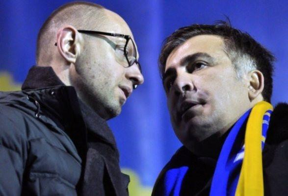 Саакашвили назвал украинский парламент самым уродливым вистории страны