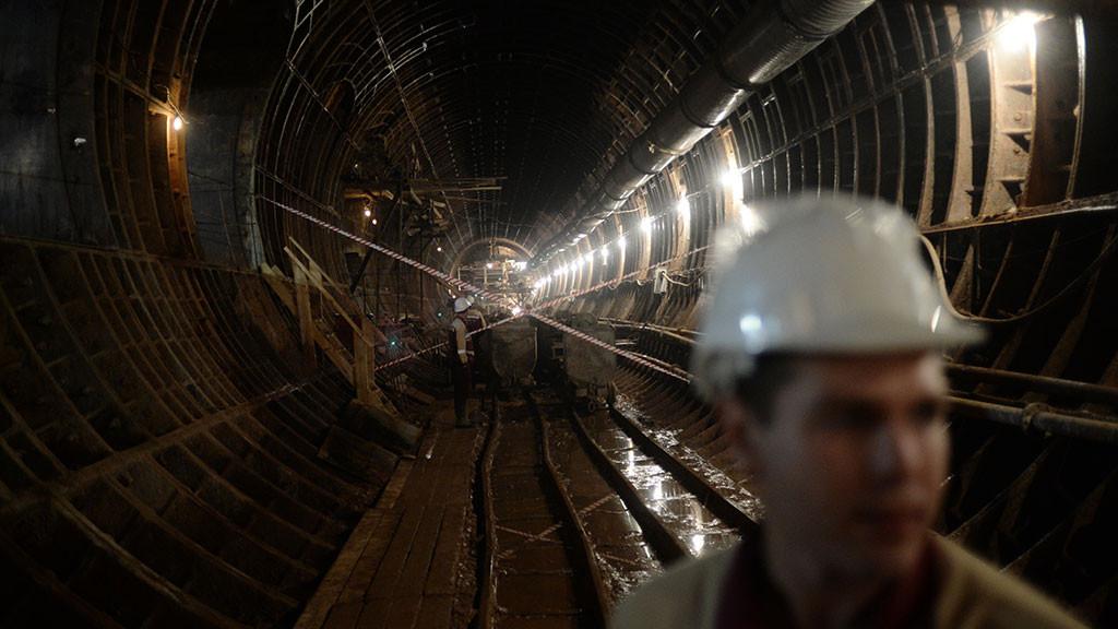 Розовая ветка метро столицы будет достроена кконцу 2018