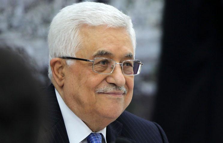 Президент Палестины был госпитализирован всвязи собследованием