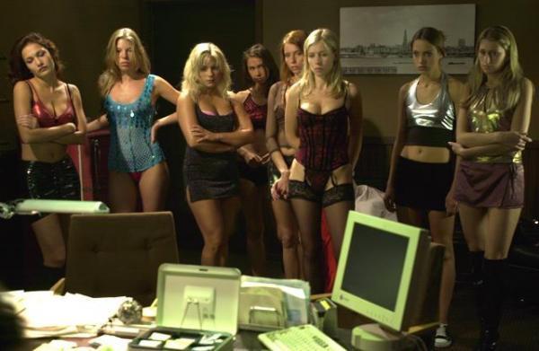 Проститутки изКазани снимались в телесериале Константина Рейха