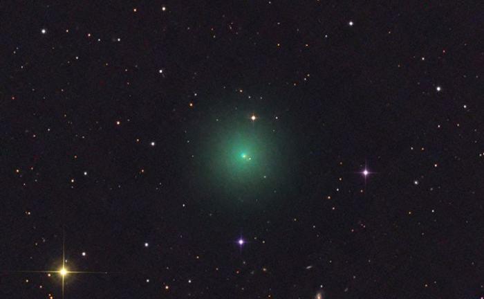 Астроном-любитель открыл новейшую комету