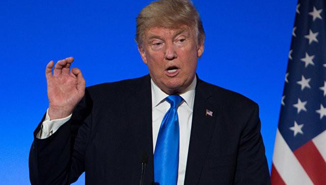 Заявления СМИ овмешательствеРФ ввыборы США противоречивы, считает Трамп