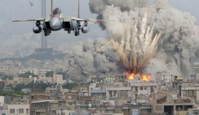 Десять человек погибли вСирии отавиаударов коалиции воглаве сСША