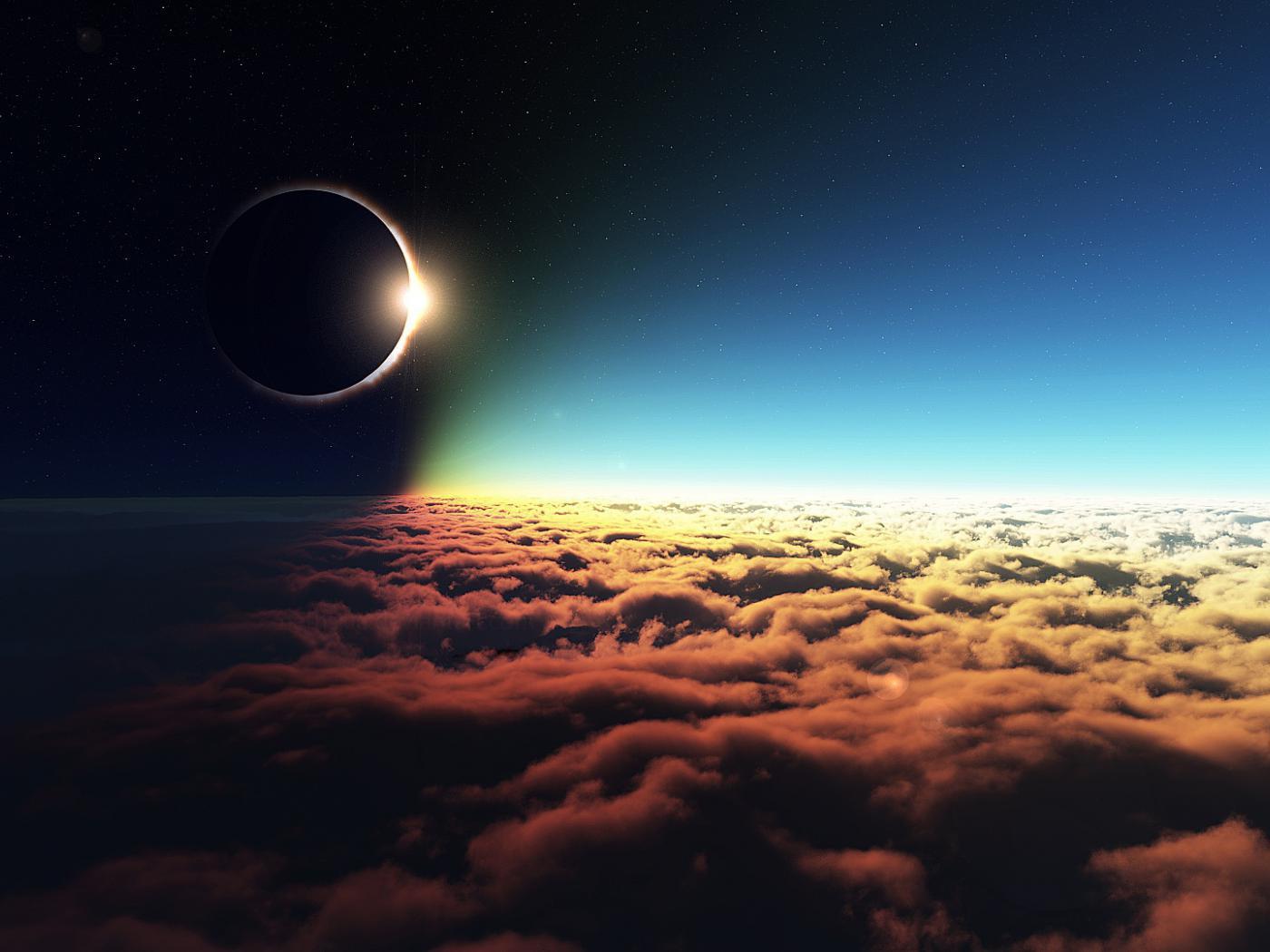 Ученые узнали, когда случится последнее солнечное затмение