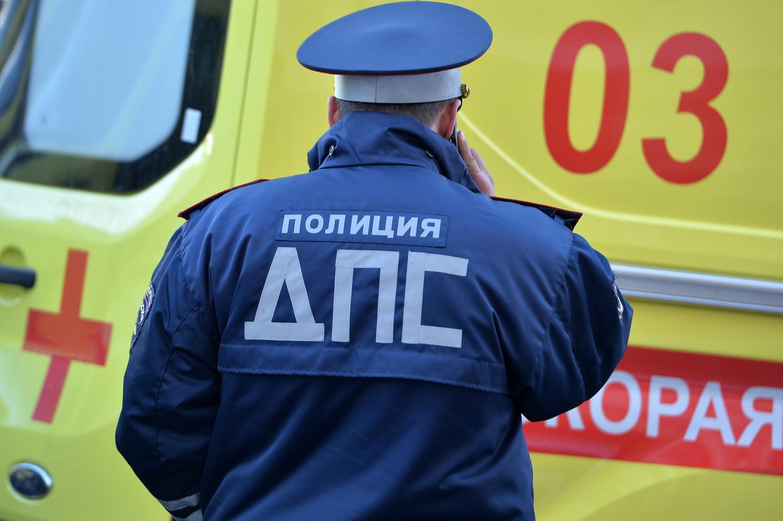 Трое людей сгорели живьем  вДТП натрассе Краснодар— Майкоп