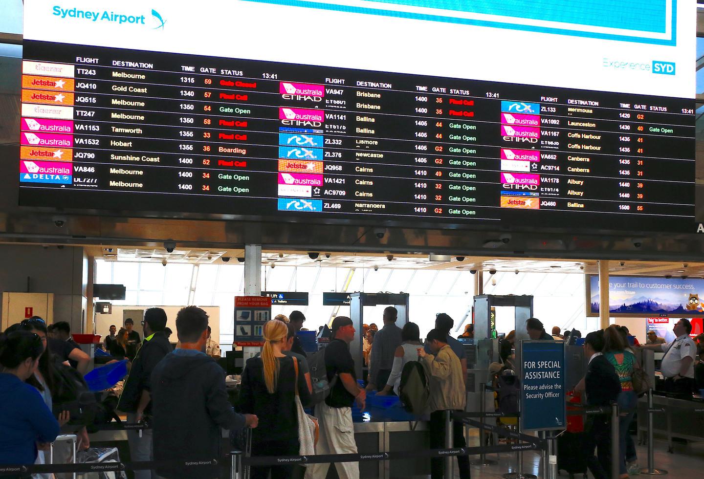Террористы пытались отравить газом пассажиров самолета вАвстралии