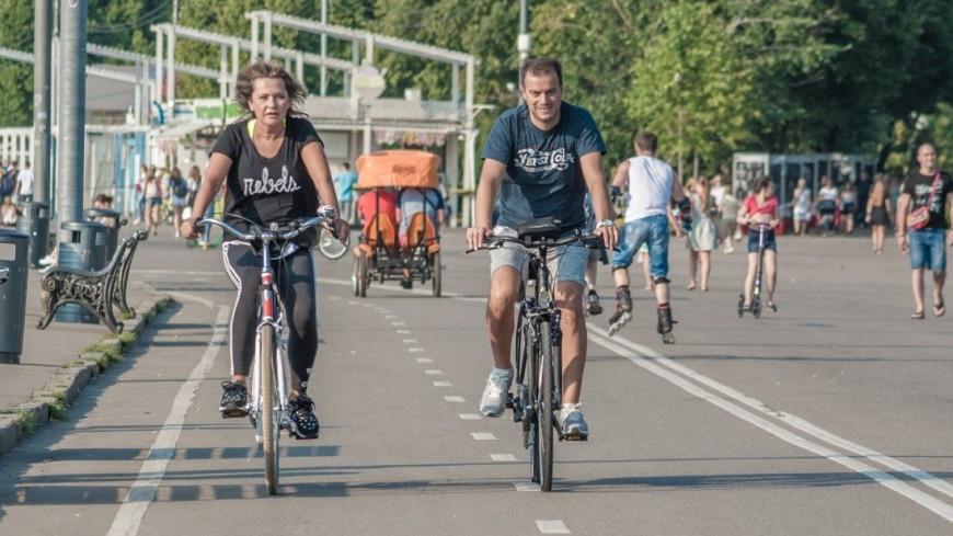 Около 30 тыс. человек смогут принять участие восеннем велопараде в российской столице