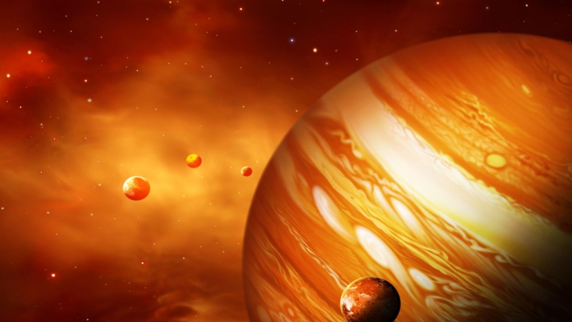 Ученые: Жизнь на Земле возникла благодаря миграции планет