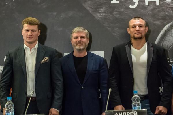 Поветкин победил Руденко в бою за два титула