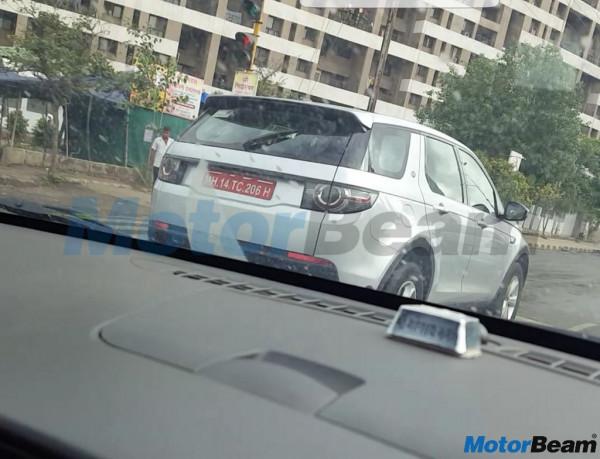 Индийский «клон» Land Rover Discovery замечен на дорожных тестах
