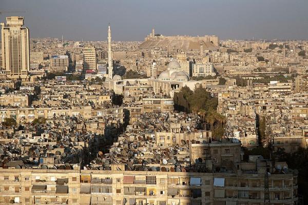 В Алеппо после войны отыграли первый спектакль