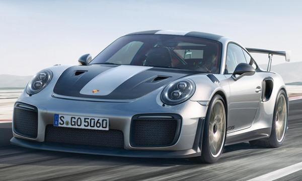 В Нюрбургринге Porsche 911 GT2 RS поставил новый скоростной рекорд