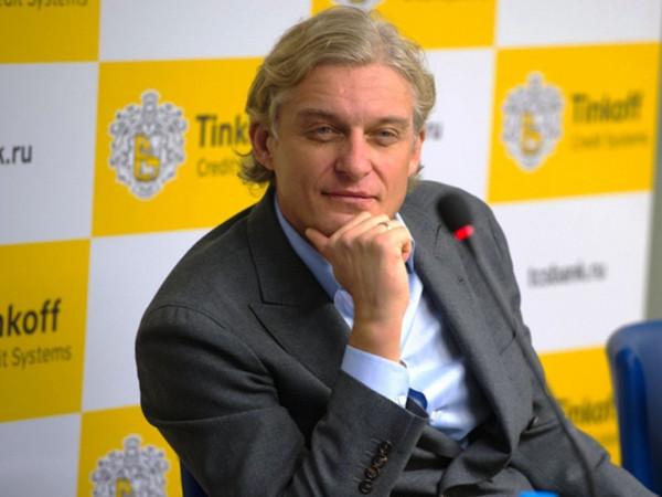 Олег Тиньков планирует купить депозитарные расписки на сумму до $30 млн