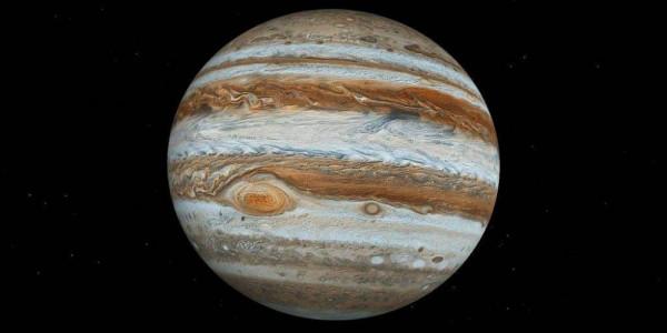 Ученые: Аппарат  Juno покажет на Юпитере структуру самого большого в мире шторма
