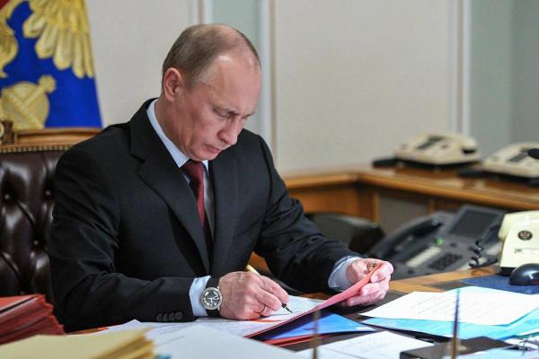 Путин распорядился продумать механизм санации страховщиков