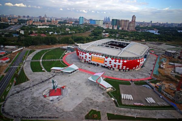 Руководство FIFA высоко оценило уровень Кубка Конфедераций в Москве