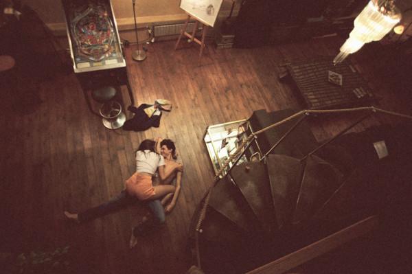 Секс в необычных местах в квартире