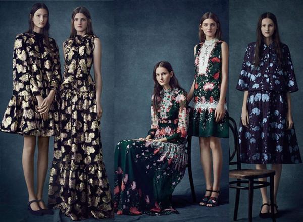 H&M и Erdem выпустят совместную коллекцию одежды
