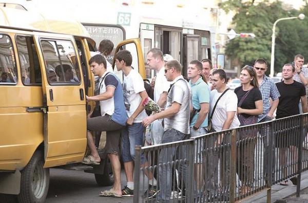 В Воронеже подняли цены на проезд в общественном транспорте