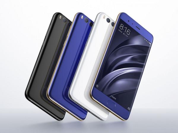 В России упала цена на смартфон Xiaomi Mi 6