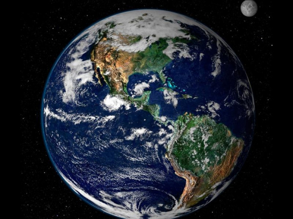 Ученые установили настоящую форму Земли