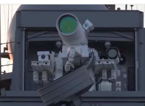 ВМС США испытали в Персидском заливе лазерное оружие: Каково будущее военной индустрии?