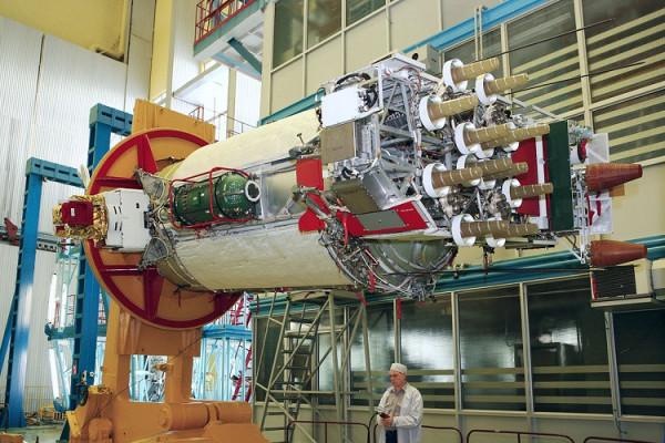 В 2018 году состоится запуск спутника «Глонасс-К2»