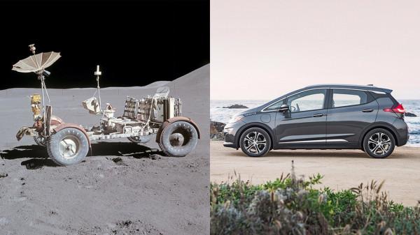 В General Motors сравнили Chevrolet Bolt с луноходом LR
