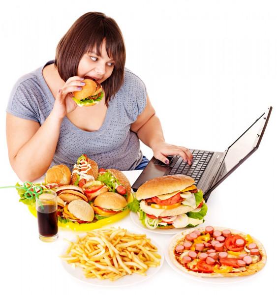 Учёные: одновременное употребление белков и углеводов ведёт к ожирению