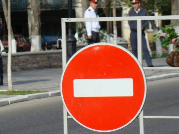 В Москве 23 июля ГИБДД перекроют дороги для транспорта