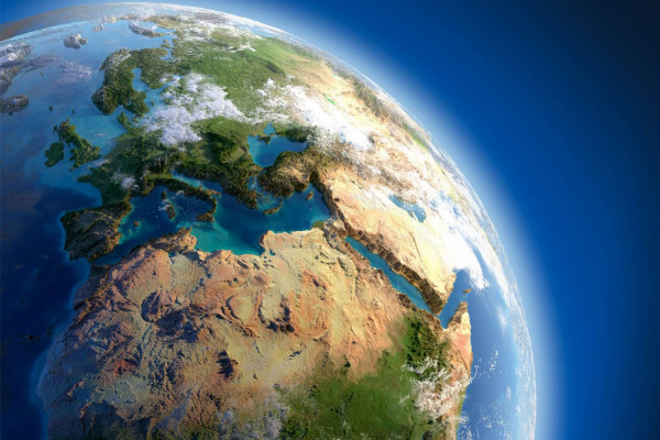 Спутник прислал ученым видео с тенью, пересекающей Землю