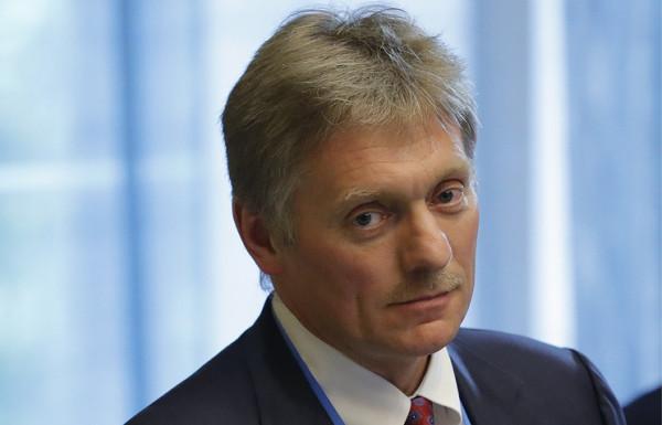 Кремль высказал осуждение новым антироссийским санкциям