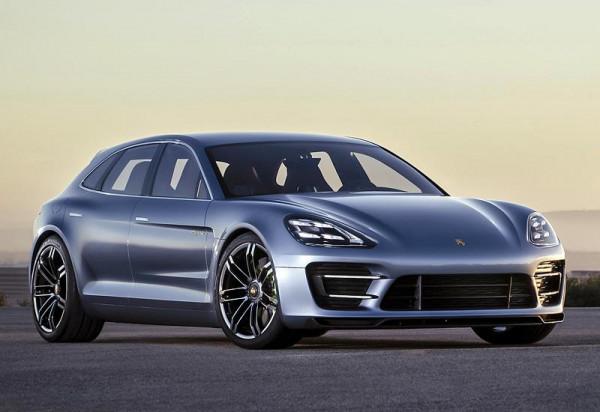 Porsche Panamera Sport Turismo 2018 успешно завершил дорожные испытания