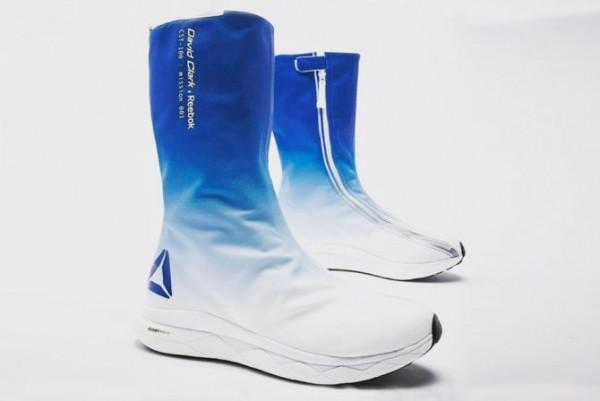 Компания Reebok создает обувь для астронавтов