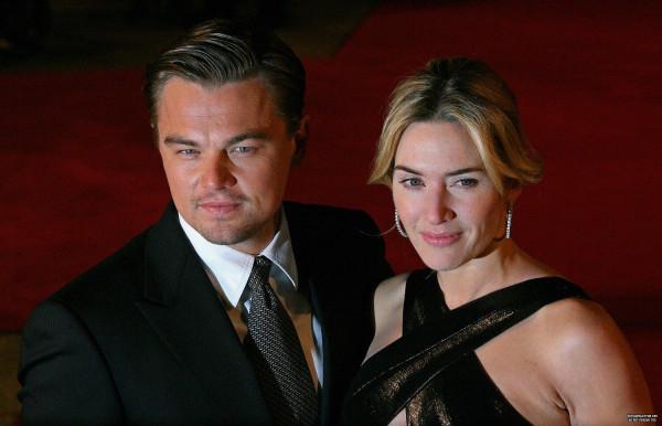 Ужин с Леонардо Ди Каприо и Кейт Уинслет выставят на аукционе