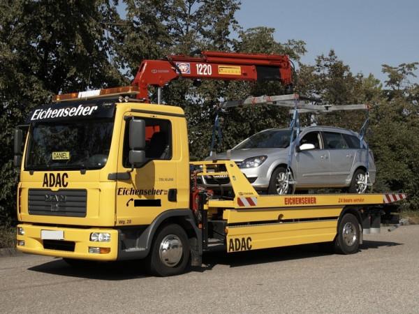 В Новосибирской области подняли тарифы на эвакуацию машин