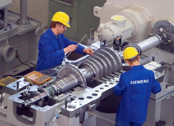 Минэнерго грозят санкции из-за ситуации с Siemens