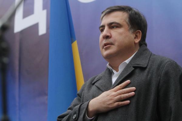 Саакашвили будет бороться за право вернуться на Украину