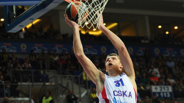 Хряпа заключил годовой контракт с ЦСКА