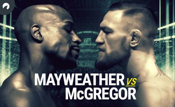 Макгрегор: Мейвезер сможет получить реванш в октагоне