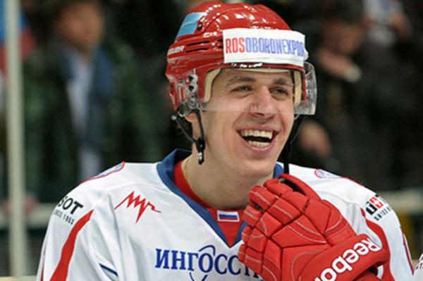 Малкин попал в десятку российских знаменитостей по версии Forbes