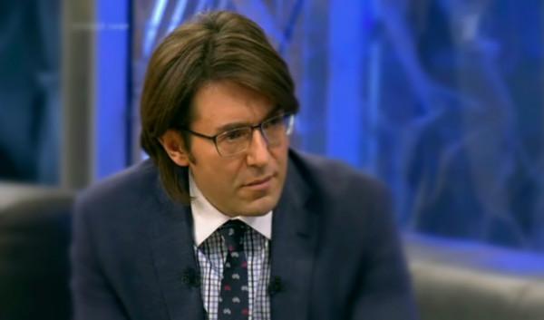 Телеведущий Малахов уходит с «Первого канала»