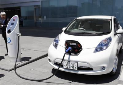 Китай планирует выпуск новые модели электрокаров к 2020 году