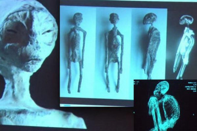 В пустыне Наска найдены пять мумий пришельцев: Инопланетяне построили египетские пирамиды и Стоунхендж