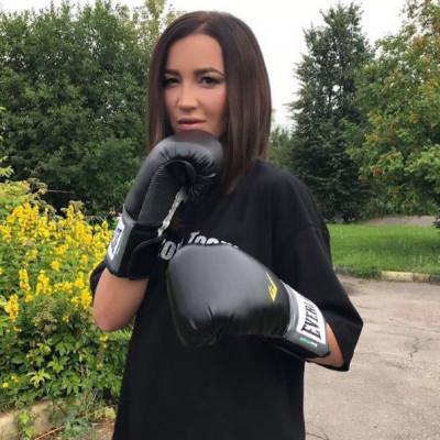 Ольга Бузова хочет заниматься боксом