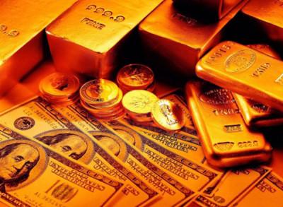 Золотовалютные резервы РФ за неделю выросли на 2,1$ млрд