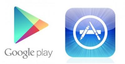 Google Play стал на 135% популярнее App Store