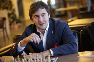Шахматист Карякин во второй раз стал отцом